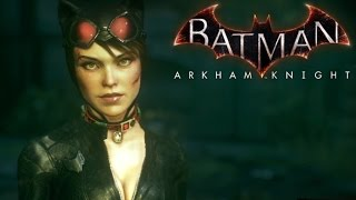 Batman: Arkham Knight прохождение с Карном. Часть 5
