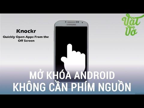 [Review dạo] Mở khóa màn hình không cần phím nguồn trên Android - Galaxy J/Note 3/Note 4