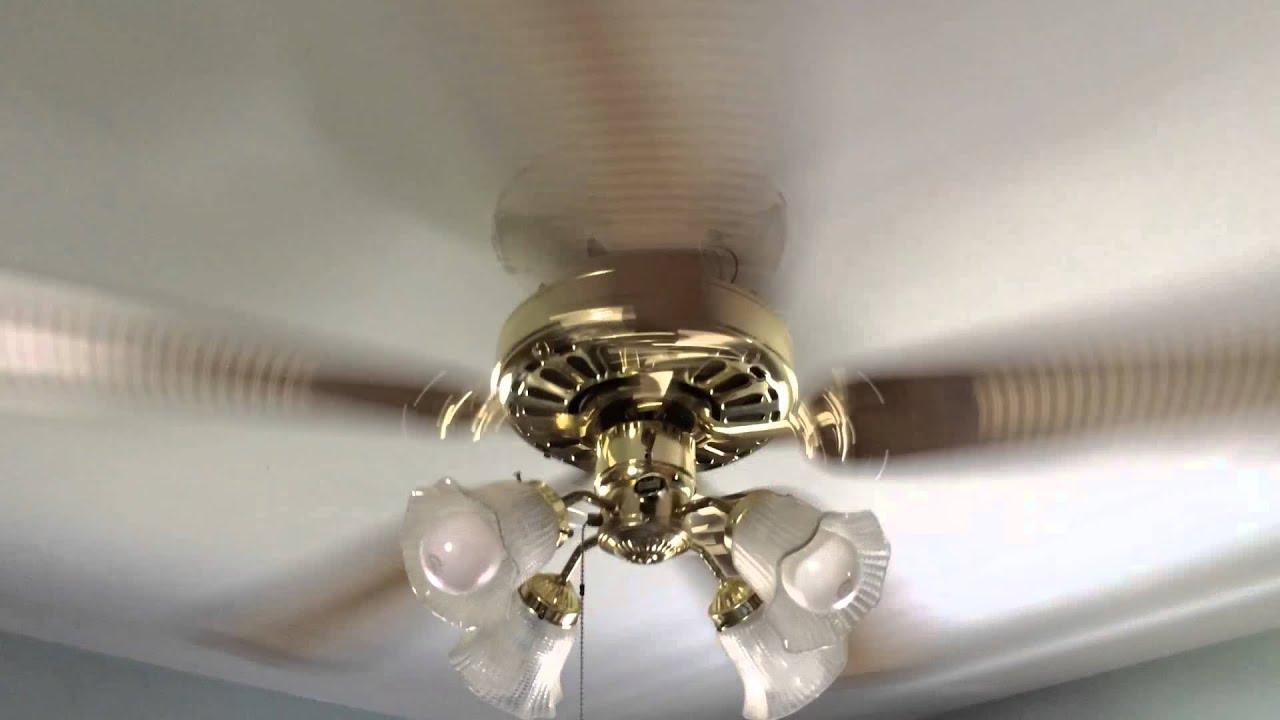 52 CEI GE Vent Ceiling Fan Remake HD