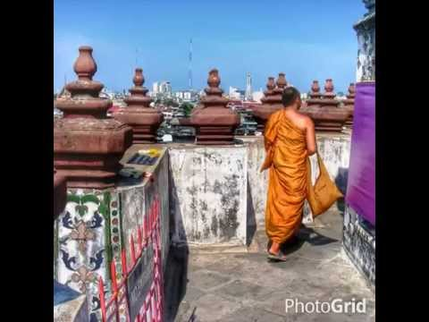 Photo Flip - Wat Arun Temple of the Rising Sun
