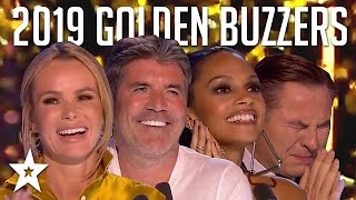 Brilliant GOLDEN BUZZER Auditions On Britain
