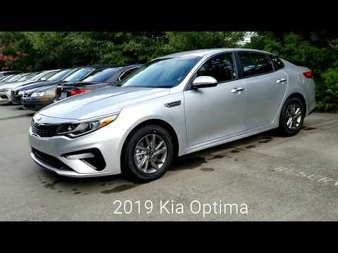 Kia Optima. Getting To Know Your 2020 - 2019 Kia Optima Before You Drive Kia's Most Popular Sedan