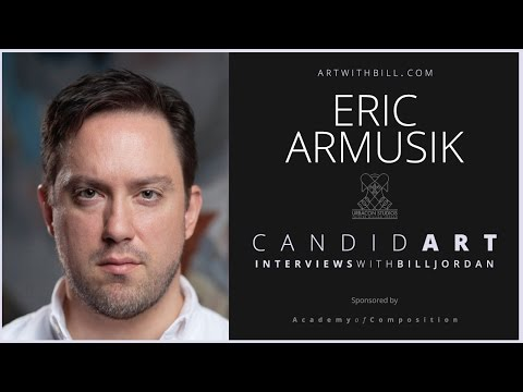 ARTIST ERIC ARMUSIK THE CLASSICAL FIGURATIVE PAINTER