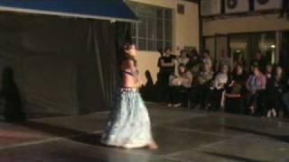 Danza del ventre Samera Saed - Saggio Palestra Victoria 16/06