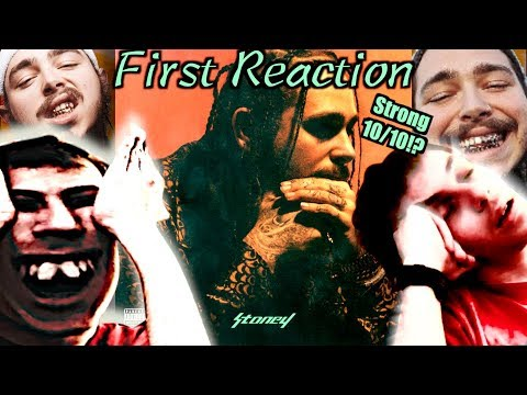 first-reaction-to-some-post-malone---stoney-(quick-reaction-+-review)