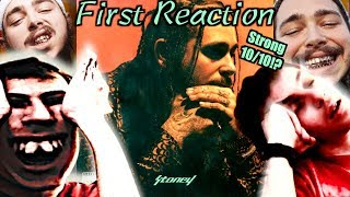 Baixar First Reaction to some Post Malone - Stoney (Quick Reaction + Review)