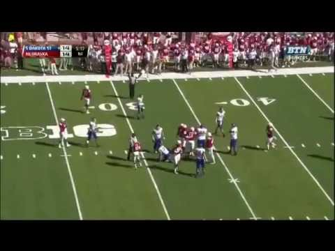 Zach Zenner vs Nebraska (2013)