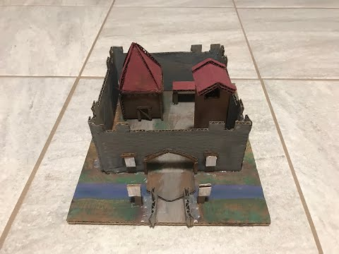 how-to-make-a-medieval-castle-out-of-cardboard