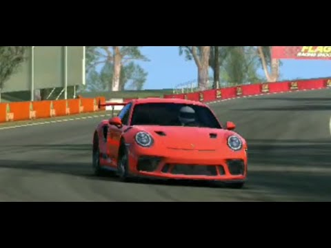 Real Racing 3 Porsche 911 GT3 RS  FIRST DRIVE