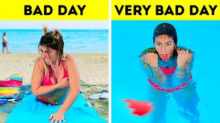 30 EPIC SUMMER FAILS AND HACKS TO AVOID THEM