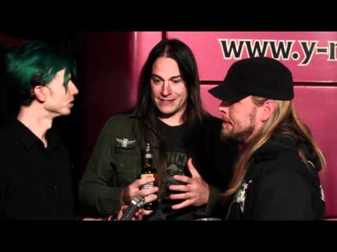 Soundspheremag TV interview: SOiL [Fibbers, York]