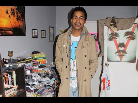 The Early Years: Ian Bradley Closet Interview With StyleLikeU