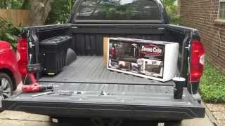 Toyota Tundra Undercover Swing Case Install Review