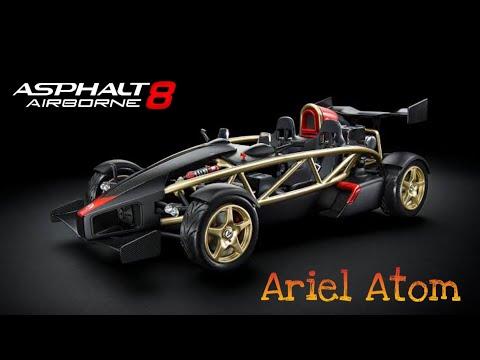 Asphalt 8 Multiplayer With ( Ariel Atom )