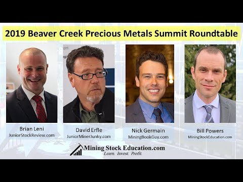 Beaver Creek Precious Metals Summit Roundtable Discussion