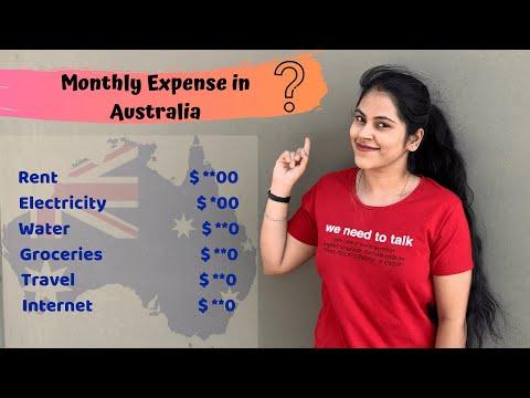 Cost Of Living In Australia| Indian Family In Australia