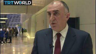 One on One: Interview with Elmar Mammadyarov