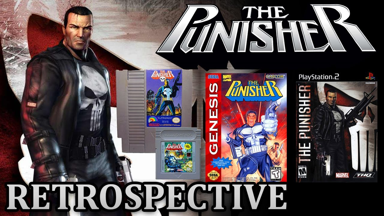 The Punisher Games Retrospective