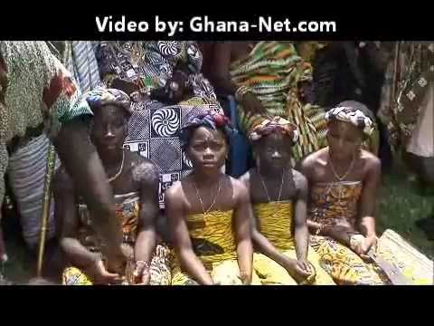 Dancing Chiefs of Ghana - The Festivals Of Ghana