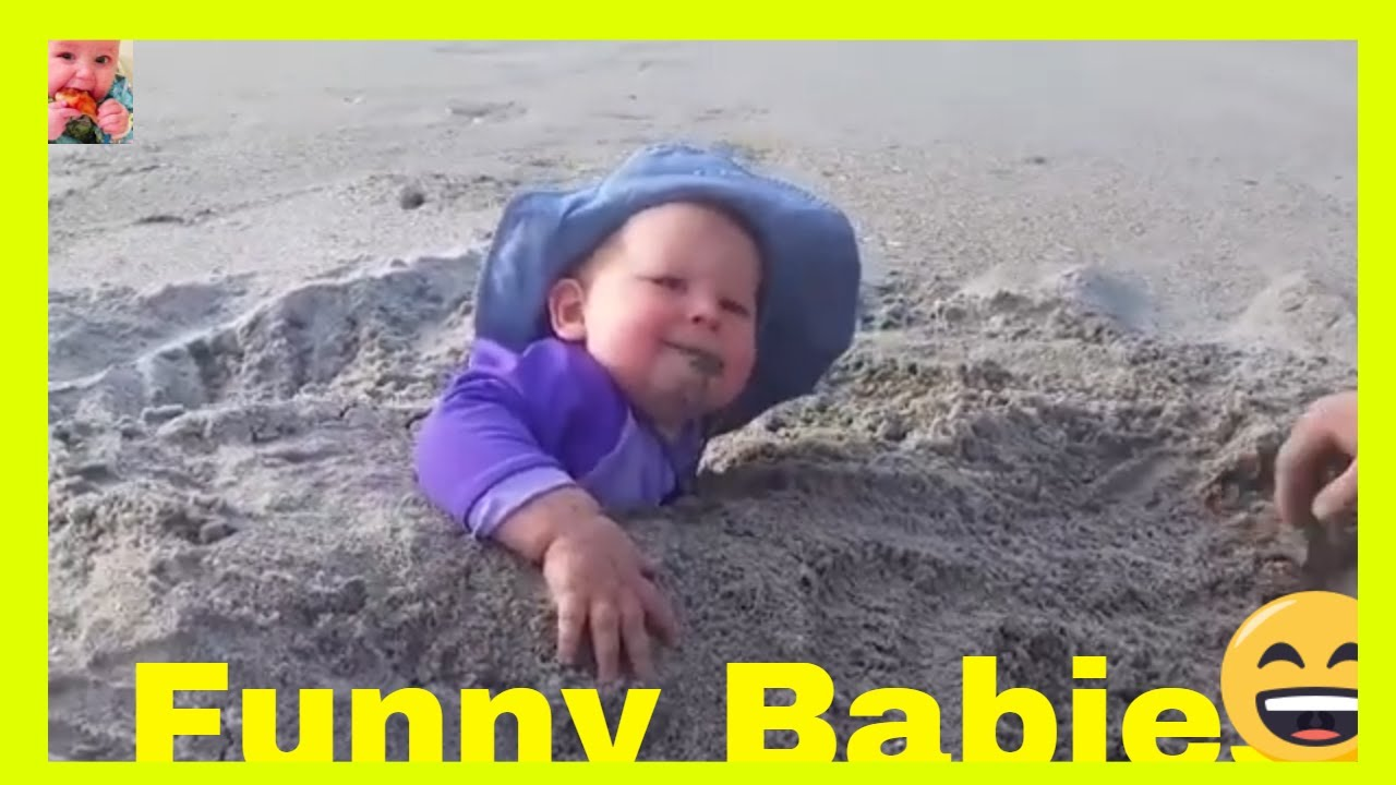 Try Not to Laugh Challenges - Funny Baby's Outdoor Moments Compilations