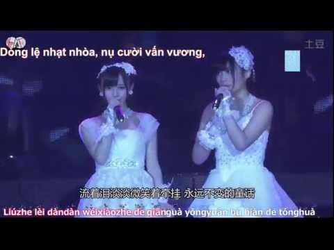 Khi Lệ Rơi , Em Sẽ Cười ( Nakinagara Hohoende ) - SNH48 Từ Thần Thần x Cúc Tịnh Y [IUH AMC Project]