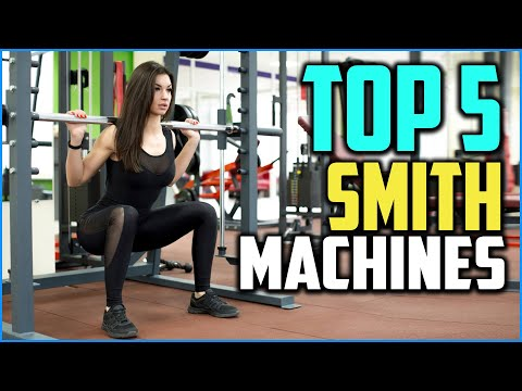 Top 5 Best Smith Machines Reviews in 2020