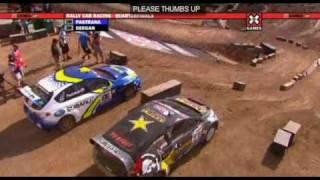 Travis Pastrana vs Brian Deegan X-Games 16