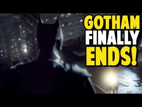GOTHAM FINALLY ENDS!!! Live Stream