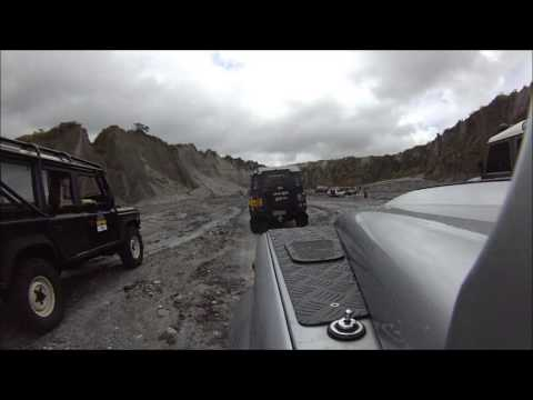LRCP Land Rover Festival 2013 Day 2 Pinatubo Run