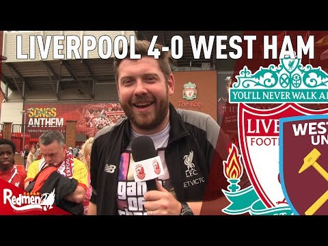 'James Milner Was Man of The Match! | Liverpool 4-0 West Ham | Paul's Match Reaction