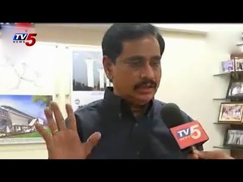 We are working under State govt not in Central Govt | metro rail MD NVS Reddy : TV5 News