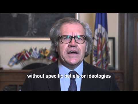 New Year's Message from OAS Secretary General Luis Almagro