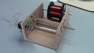 160125 Faraday Coil Winder - Introduction