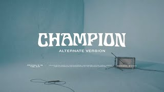 Champion (Alternate) - Dante Bowe