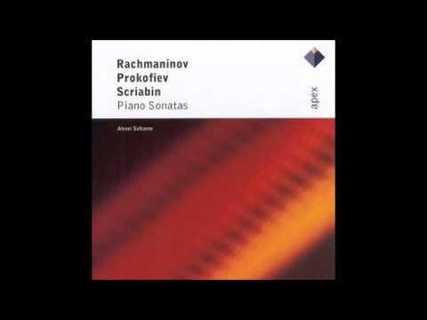 S. Rachmaninoff- Piano Sonata #2 [Alexei Sultanov, 1992 Studio Recording]