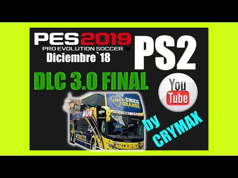 [PS2] 💥⭐️⭐️⭐️ DESCARGA PES 2019 Versiòn 3.0 Final *MALDINI* Diciembre 18 - MF - MEGA