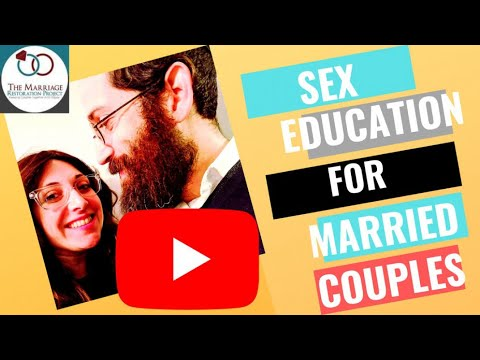 Sex education videos for married couples