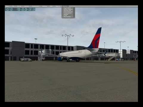 Boeing 737 From Eadt