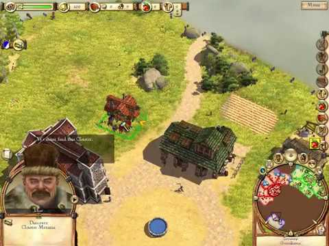 THE SETTLERS  Rise of an Empire part 1 |