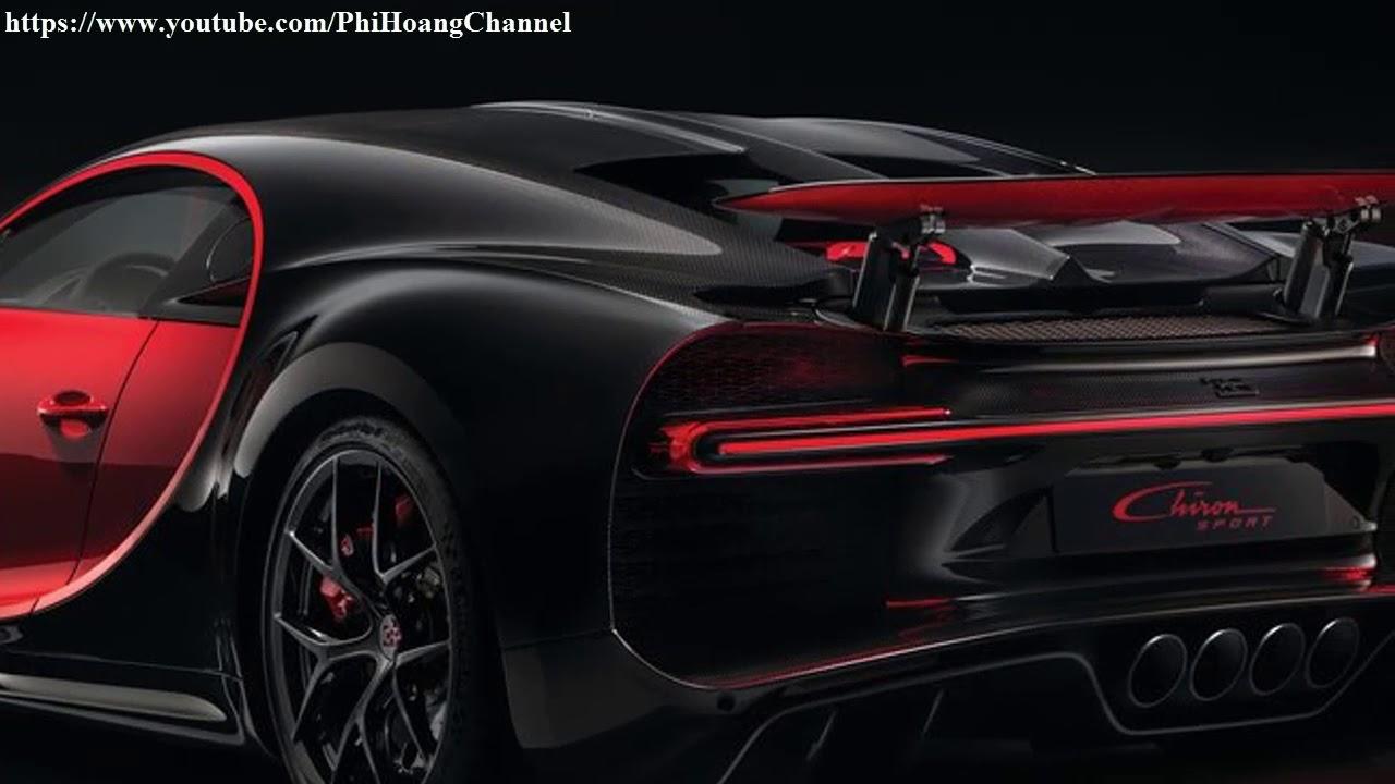 2019 Bugatti Chiron Sport Interior And Exterior Phi Hoang
