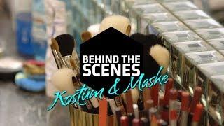 Behind the Scenes : Kostüm & Maske | NEO MAGAZIN ROYALE mit Jan Böhmermann - ZDFneo
