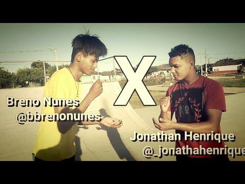 Game of SKATE Breno Nunes X Jonathan Henrique