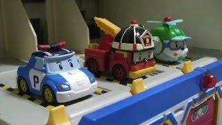 Robocar Poli Rescue Center Toys  로보카폴리 출동본부 장난감