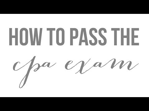 How Ed The Cpa Exam My Background Tips On Preparing Scheduling Taking The Exam