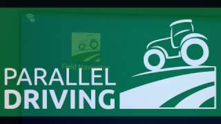 Field Navigator - Parallel line guidance and GPS autosteering app for farmers