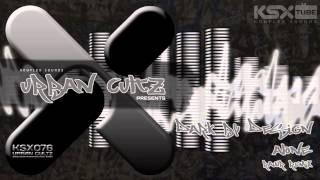 [KSX076] Dark By Design  - Alone (RawR Remix)