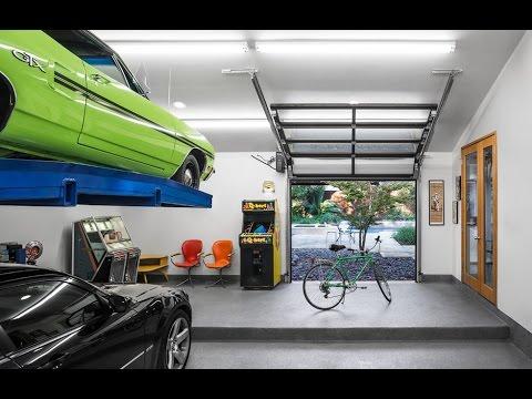 Garajes mobiliario para garajes armarios estanter as - Puertas para garage ...
