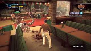 【PS3】Dead Rising 2 - Perfect Walkthrough - Part 17: Psycho Boss: Chef Antoine