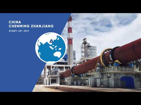 ANDRITZ Complete Chemical Pulp Mill References