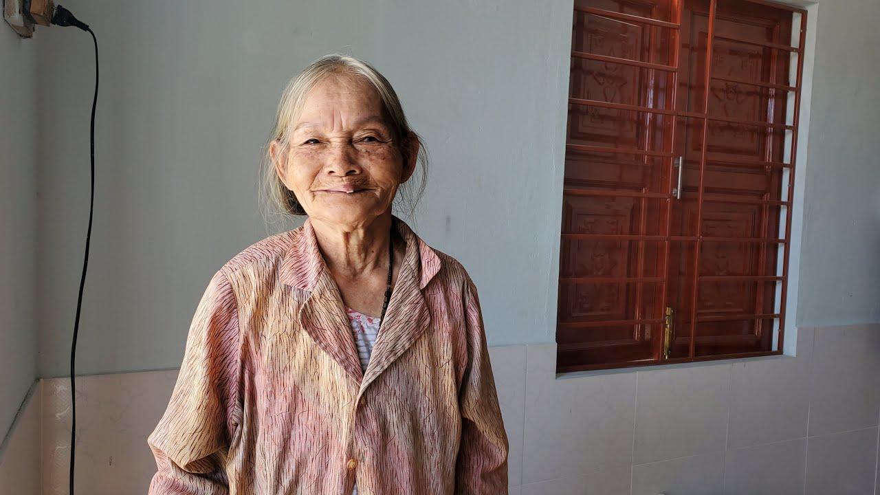 Thăm Lại Nhà Cụ Bà Chiện Sau Nhiều Lần Đến Mà Không Gặp Mệ